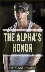 The Alpha's Honor (Gay Military Romance) (English Edition)
