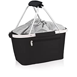 Picnic Time \'Metro\' Insulated Basket, Black
