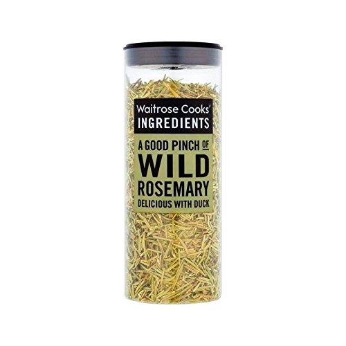 Cooks' Ingredients Wild Rosemary Waitrose 25g - Pack of 6 by Cooks' Ingredients
