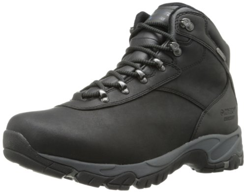 Hi-Tec Men's Altitude V I Waterproof Hiking Boot,Black/Charcoal,8.5 M US