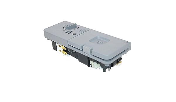 Spares2go jabón cajón dispensador de Tablet para IKEA lavavajillas ...