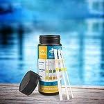 Test-Acqua-Piscina-3in1–Test-rapido-per-Piscine-Test-Facile-per-Cloro-PH-e-alcalinita-100-Strisce-per-Il-Test-dellAcqua