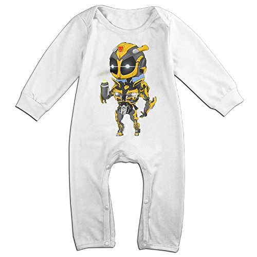 [Cute Master Chief Jumpsuit For Baby White Size 18 Months] (Master Chief Suit For Sale)