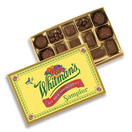 Whitman's Sampler Milk Chocolates, 12 oz. ()