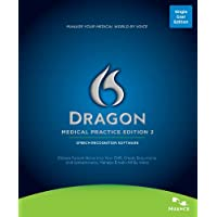 Nuance Dragon Medical Practice Edition with PowerMic II