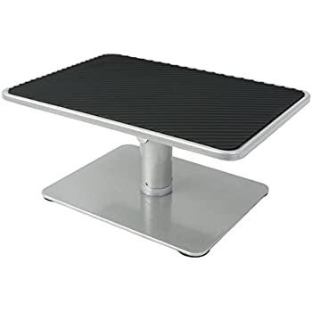 VIVO Universal Height Adjustable Ergonomic Computer Monitor and Laptop Riser Tabletop Stand (STAND-V000S)