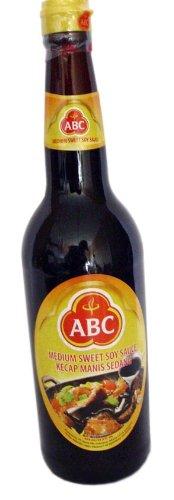 ABC Medium Sweet Soy Sauce 20.9z