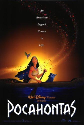 Pocahontas ~ Disney ~ New Movie Poster