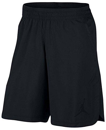 - Nike Mens Jordan Flex Training Shorts Black/Black Sz Small