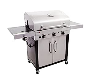 Char-Broil Performance TRU-Infrared 500  3-Burner Cabinet Liquid Propane Gas Grill
