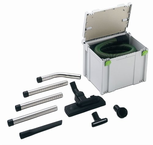 Carpet Duct Cleaning - Festool 454766 Tradesman/Installer Cleaning Set