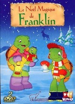 Le Noel Magique De Franklin Coffret Franklin 2 DVD : Le Noël magique de Franklin / La Rentrée