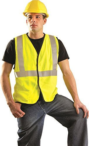 Occunomix LUX-SSG-Y2X 2x Occulux Economy Vest:yellow ()