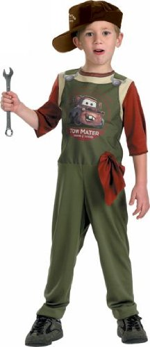 Tow Mater Mechanic - X-Small by Disguise (Disney Cars Tow Mater Costume)