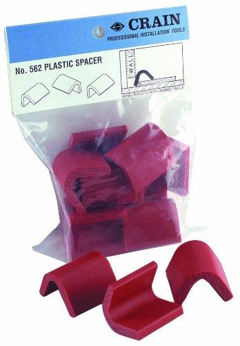(Crain 562 Plastic Plank Spacers, 10-Pack)