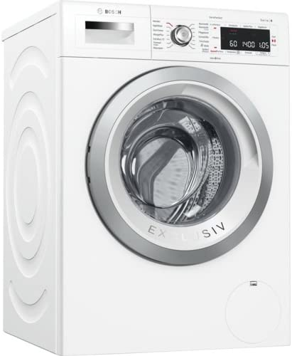 Bosch Serie 8 WAW325E27 Independiente Carga frontal 8kg 1600RPM A ...