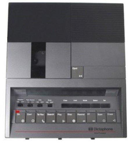 Dictaphone 3720 Micro Voice Processor Dictation Transcriber