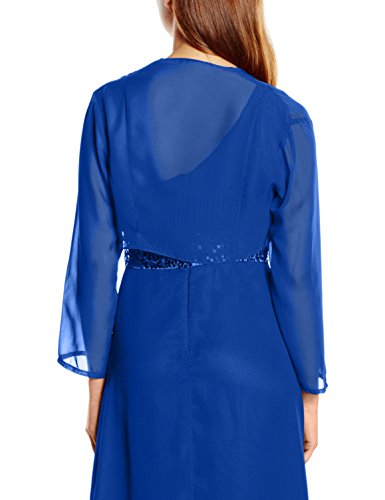 Astrapahl Torera para Mujer Azul (Blau)