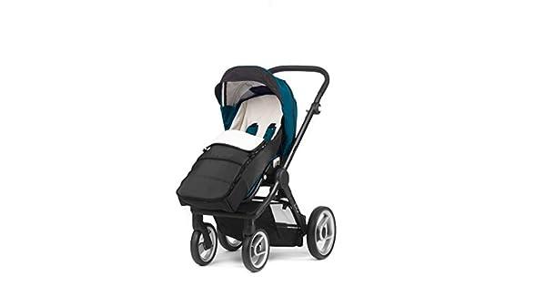 Amazon.com: Mutsy EVO – Saco para pies de bebé, color negro ...