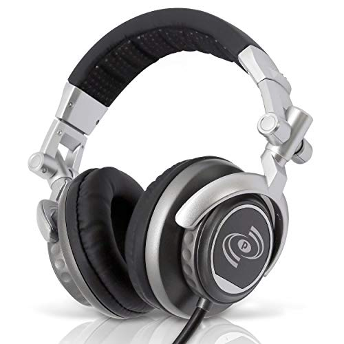 Pyle PHPDJ1 Over-Ear Black