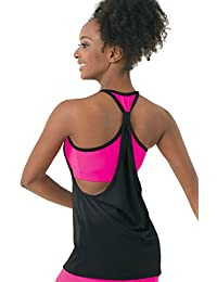 Tank Top With Built-In Sports Bra