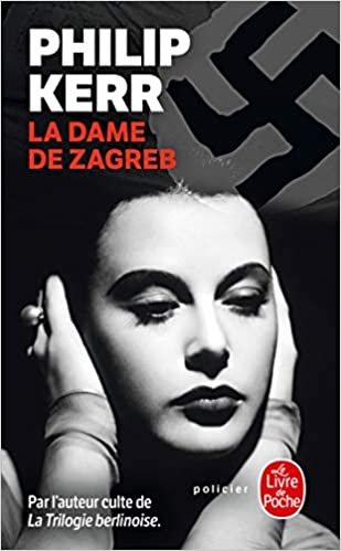 La Dame De Zagreb Policier Thriller French Edition