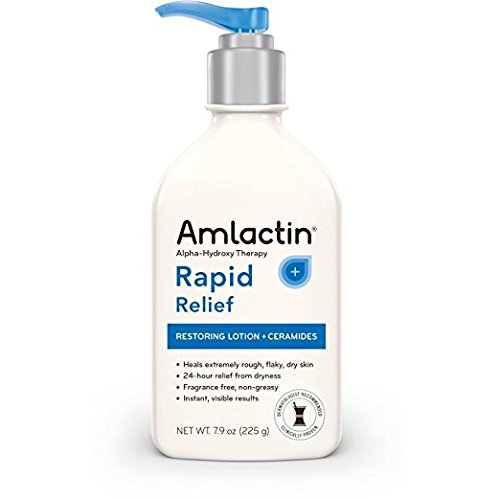 Price comparison product image AMLACTIN Alpha-Hydroxy Ceramide Therapy Restoring Lotion, Fragrance Free 7.9 oz (Pack of 2)
