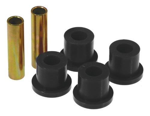 (Prothane 7-805-BL Black Rear Frame Shackle Bushing Kit)