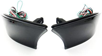 2x Black Smoked Lens Rear Bumper Reflector LED Fog Tail Stop Brake Light DRL For 2013-up IS 250 300h 350 F MK III XE30