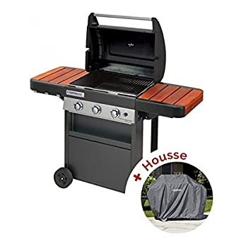 Campingaz 3 Series.Campingaz 3 Series Classic Gas Barbecue Wld Pack Cover Amazon Co