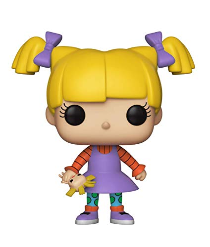 Funko 35574  Pop! Animation: RugratsAngelica, Multicolor]()