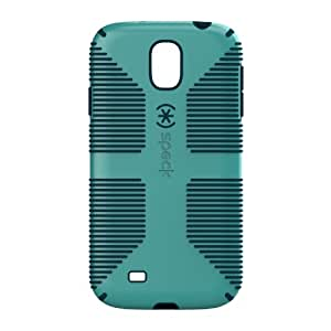 Speck Products CandyShell Grip Samsung Galaxy S4 Case  - Caribbean Blue/Deep Sea Blue