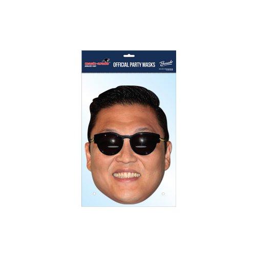 Psy Gangnam Style Cardboard Mask