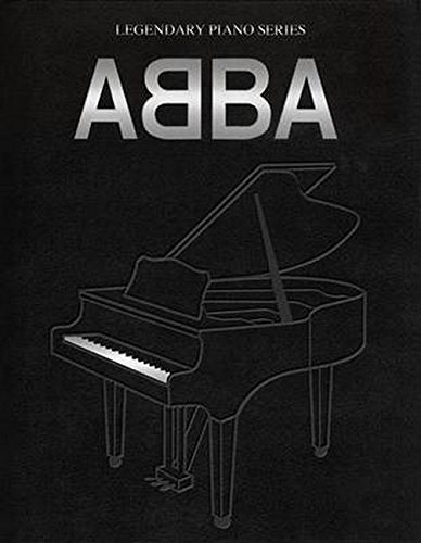 - ABBA - Legendary Piano Series: Hardcover Boxed Set