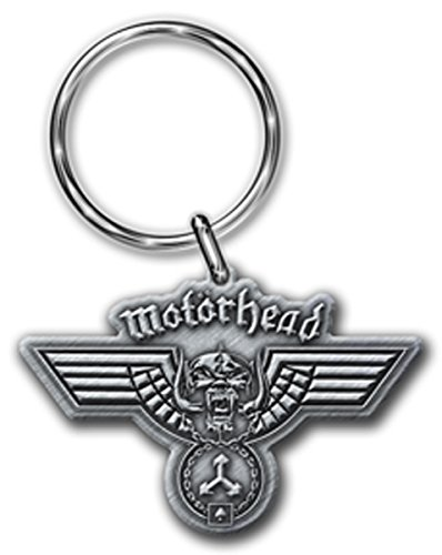 MOTORHEAD HAMMERED Keyring/ Schlüsselanhänger: MOTORHEAD ...