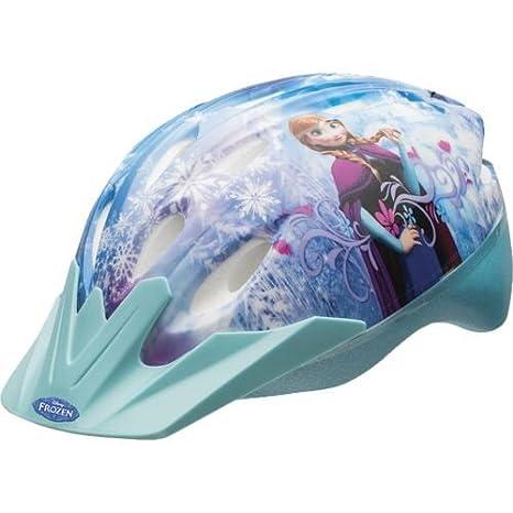 Amazon.com: Disney Frozen Niñas Skate/Casco de la bici, Pads ...