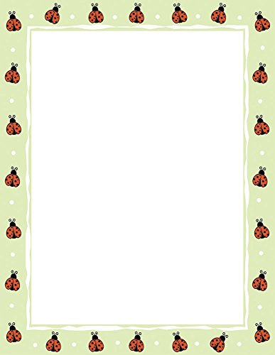 Ladybug Letters - 6