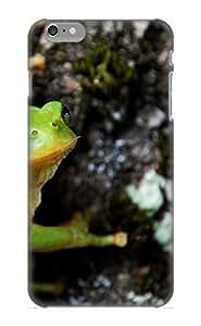 Diseño de Animal Carcasa de rana carcasa rígida para iphone 6 Plus (regalo para los amantes de los)