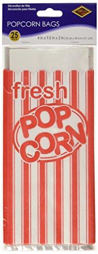 Oscar Award Costume Design (Beistle 57822 25-Pack Popcorn Bags)