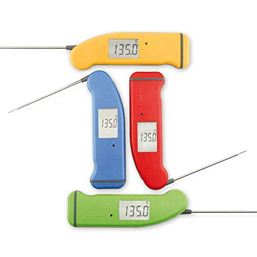 Green Paderno - Thermometer And Probe Green