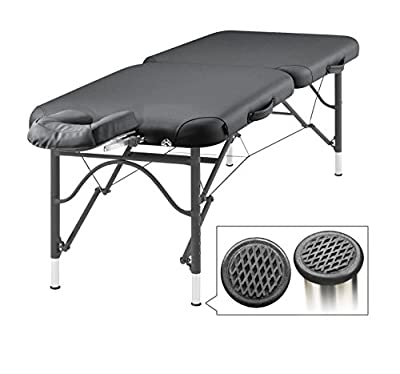 "Master Massage 30"" Stratomaster Ultra Light Portable Massage Table with Carrying Case"