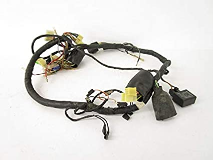 Amazon.com: 83 Suzuki GS 1100E used Wiring Harness Wire Plug 36610 on automotive voltage regulator, automotive mounting brackets, automotive alternator, automotive switch, automotive bumpers, automotive coil, automotive wheels, automotive headlights, automotive computer, cable harness, wire harness, automotive starter, automotive transmission, automotive electrical, car harness, automotive brakes, automotive ecu, automotive gaskets, automotive vacuum pump, automotive hoses,