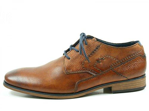 Chaussures ville Rieker Navy de Amaretto 10634 26 homme StqwR5q