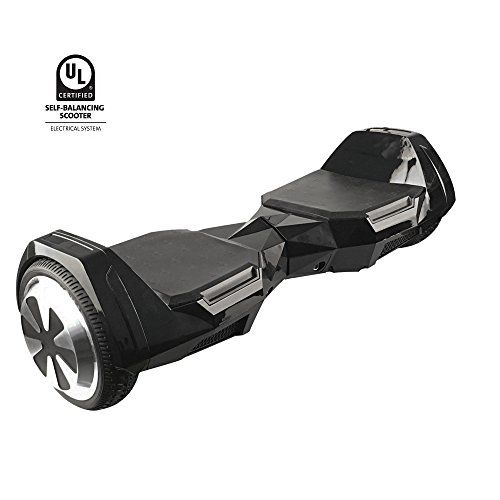 New Spadger Self Balancing Scooter UL2272 Certified Electric Hoverboard with Bluetooth