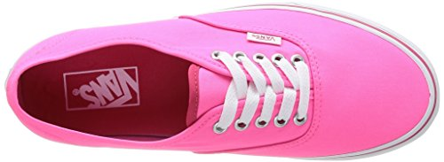 Vans U Authentic - Zapatillas unisex Neon Pink