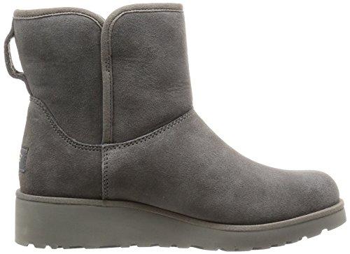 Femme Sneakers Australia Classic Hautes Ugg grigio Gris Slim Kristin pIYwwqR