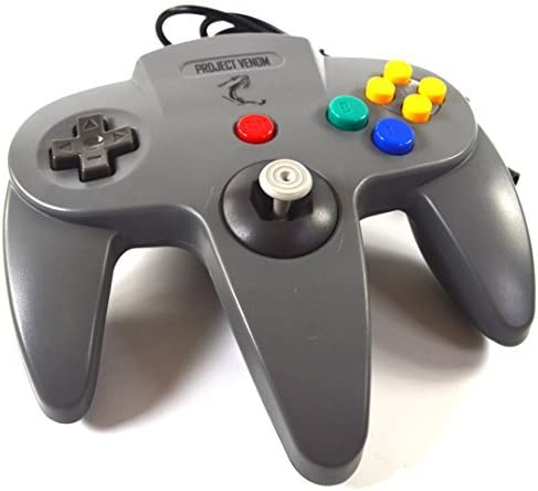 Nintendo 64 Controller by Project Venom for N64 Consoles by ...