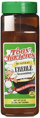 (Tony Chachere's Creole Seasoning)
