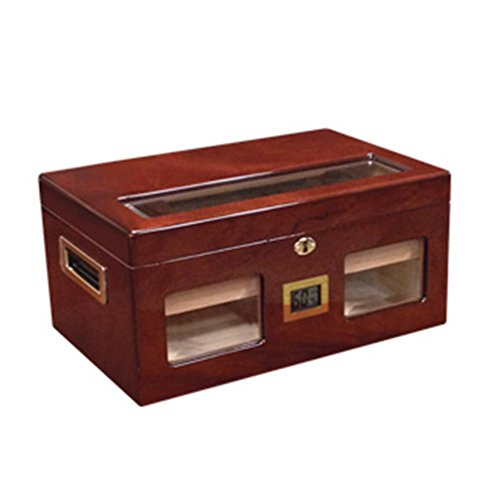 Prestige-Import-Group-120-Ct-Lacquer-Humidor-w-Beveled-Glass-Ext-Digital-Hygro