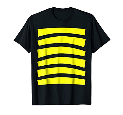 Bee Halloween Costume Shirt Top Cute Honeybee Bumblebee